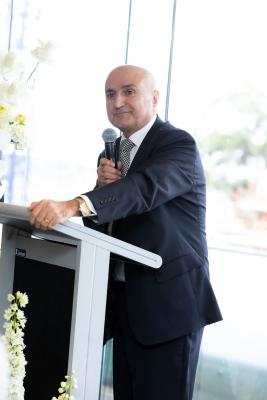 2019 Charity Brunch - Managing Director & CEO of Arab Bank Australia, Mr Joseph Rizk, OAM