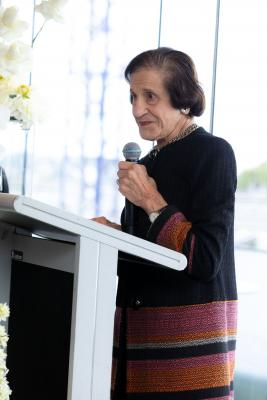 2019 Charity Brunch- Professor The Honourable Dame Marie Bashir