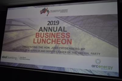 ALCC Annual Business Luncheon 2019